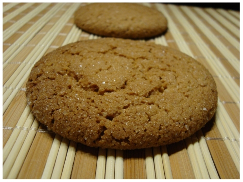 Imbieriniai sausainiai su cukraus plutele (2)